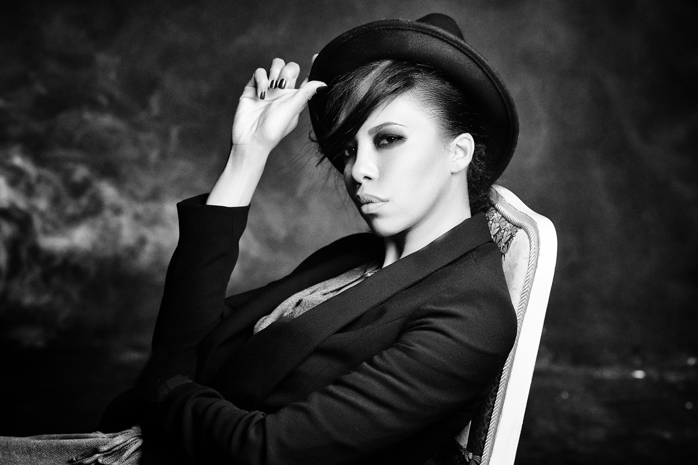 "Кароліна Ашіон для Art photo project ""CELEBRITY"""