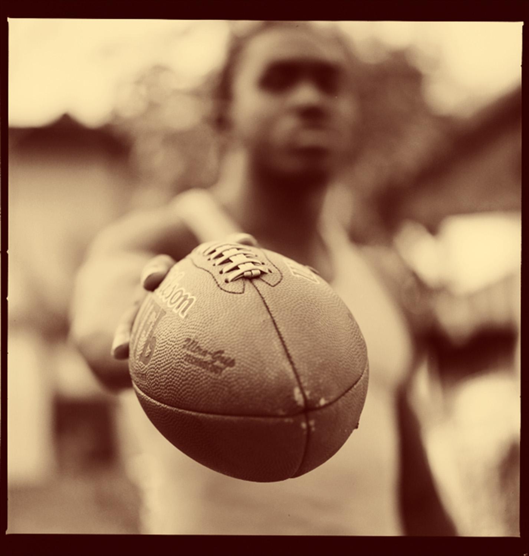 Zane; Cal Poly Football Player