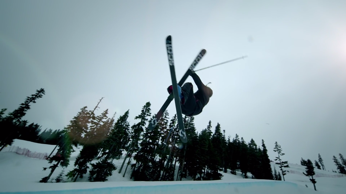 #WeAreWinter Video for Roz Groenewood - Half Pipe Skier for the Canadian Olympics Team