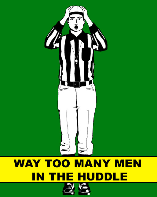 6. way too many men in huddle.jpg