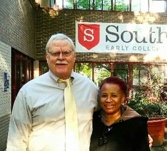 Larry Myatt & Kothyn Evans Alexander at Artesian Memphis