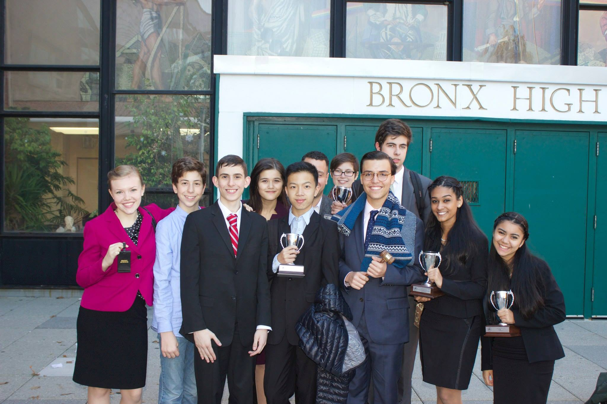 Speech and Congress at the New York City Invitational