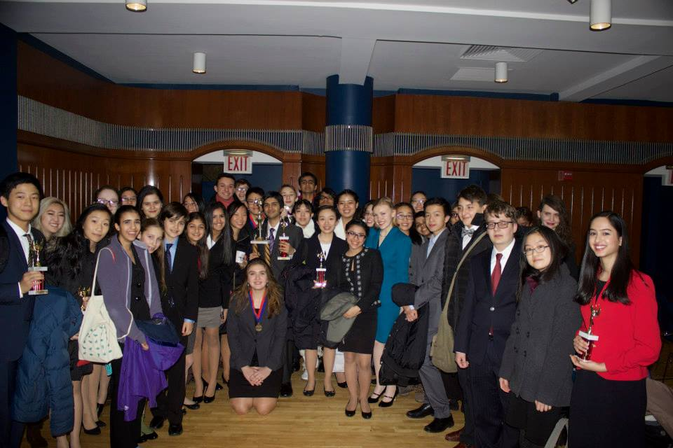 Our Speech & Congress teams at Regis