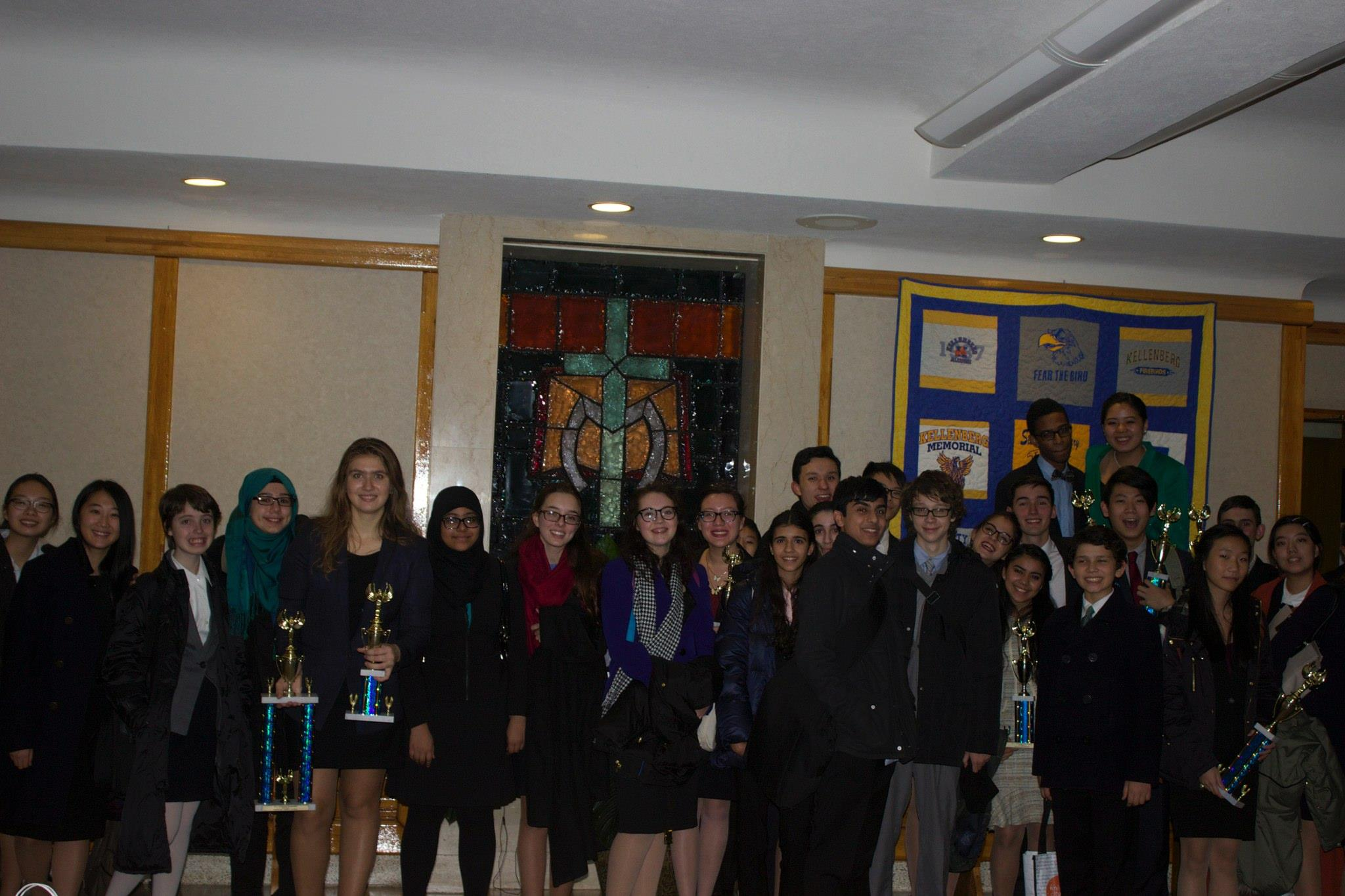 Speech and Congress at the Chaminade Invitational