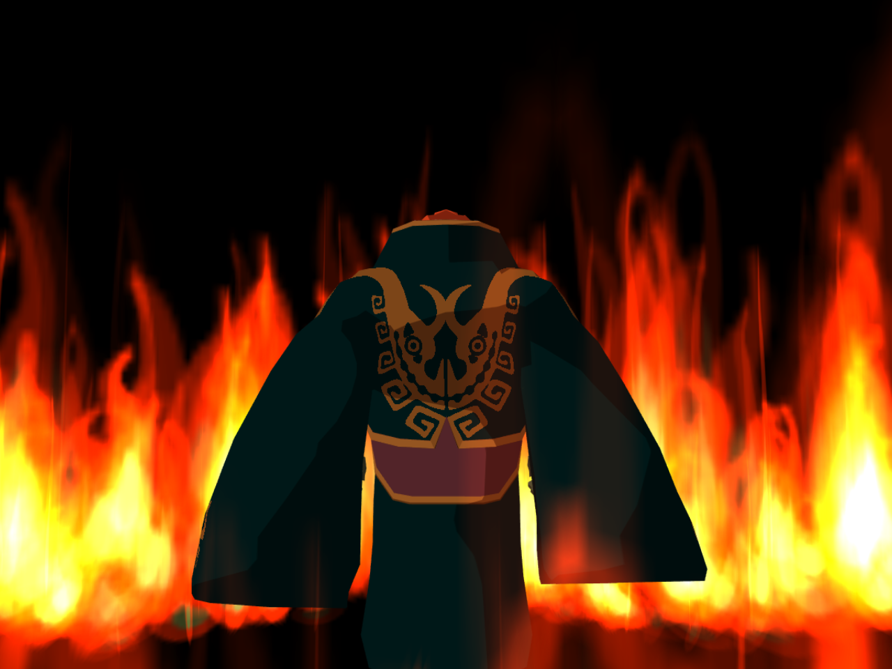 (But you must use the Fire for good!)