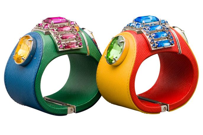 Prada Cuffs