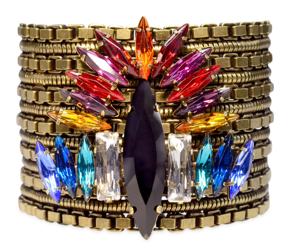 Dannijo Symson Cuff from Rent the Runway