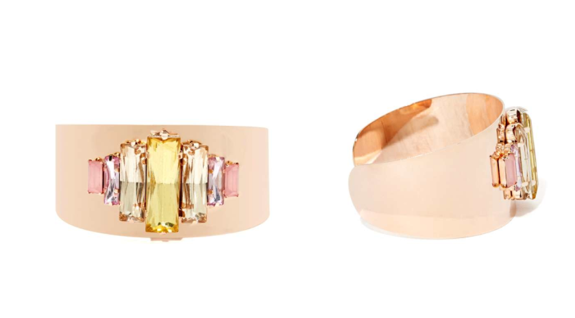 Sweet Illusion Cuff from Nasty Gal for $20