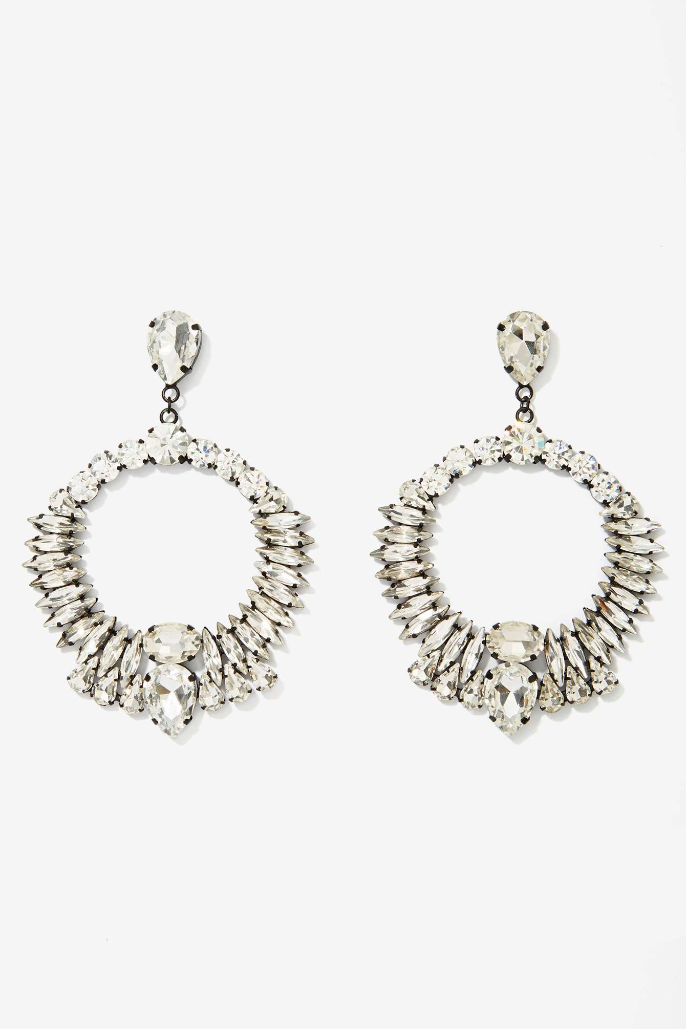 NastyGal Bright Girl Hoop Earring  $35