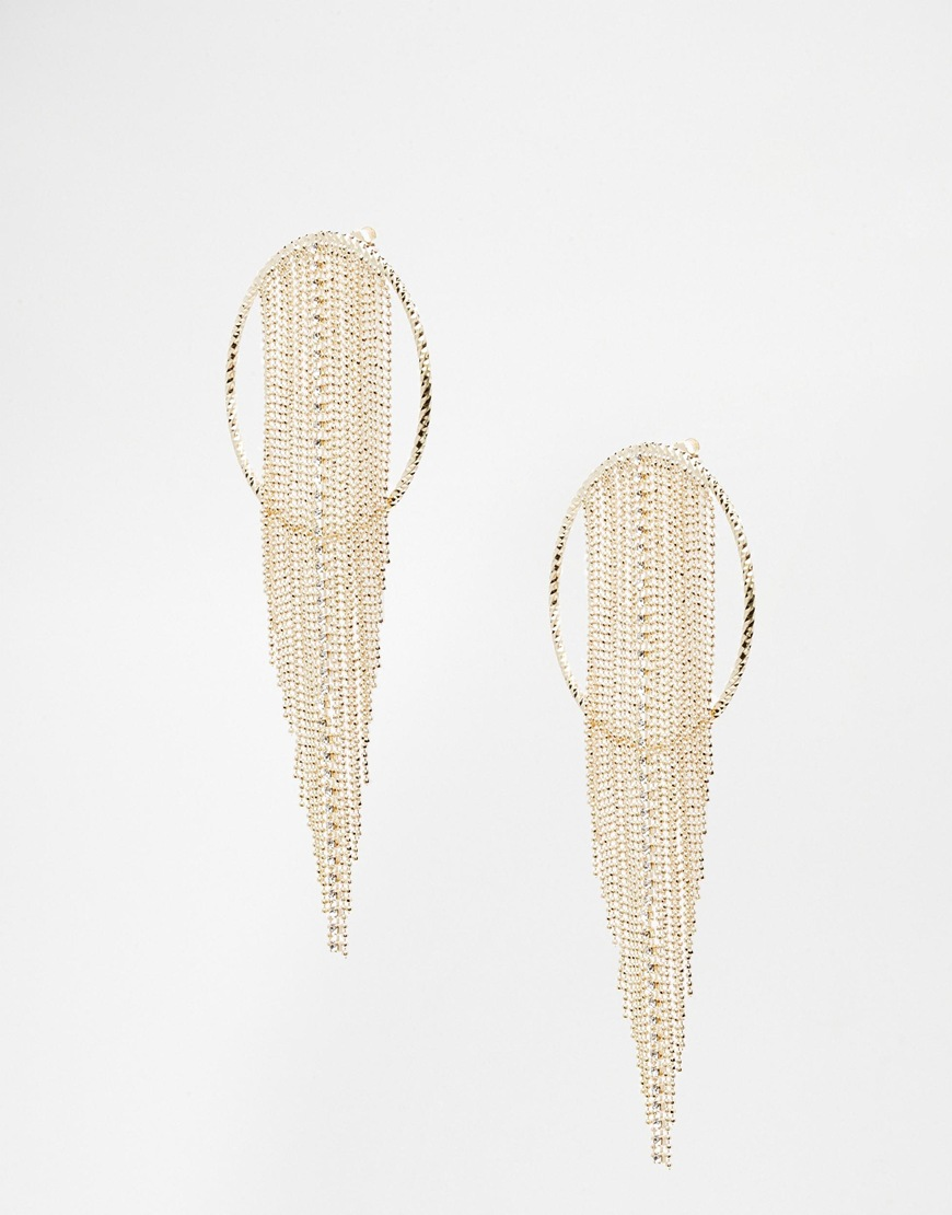 Limited Edition Disco Circle Earrings $28.43