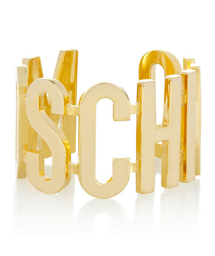 Moschnio Plated Cuff $198 marked down from $495