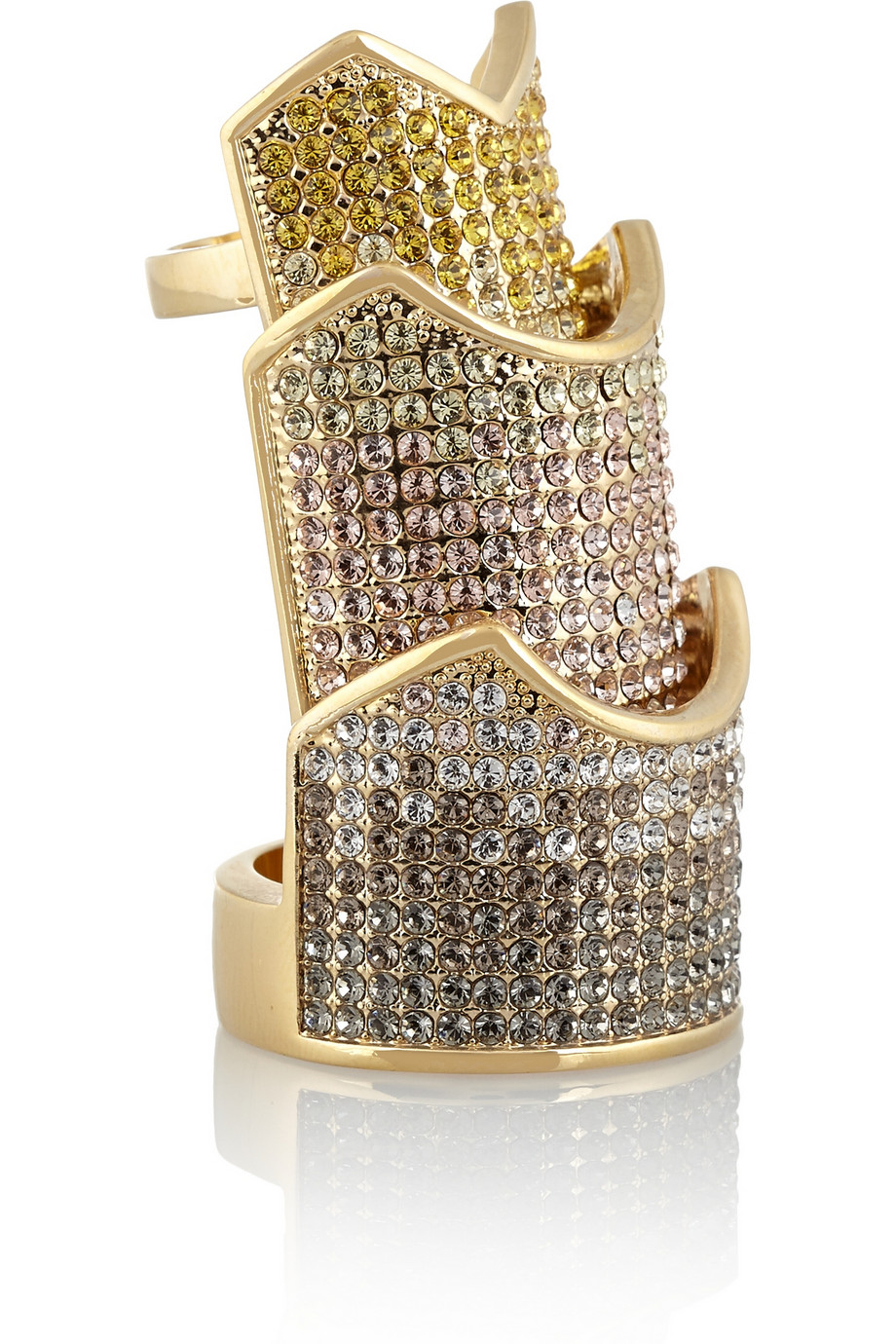 Eddie Borgo Hinged Ring $170 marked down from $425