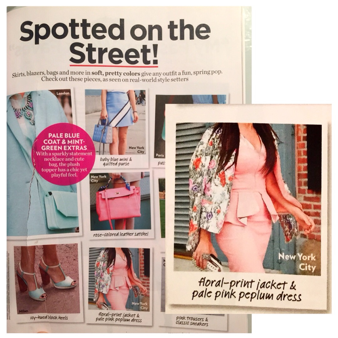 People Stylewatch Magazine  Spotted on the Street