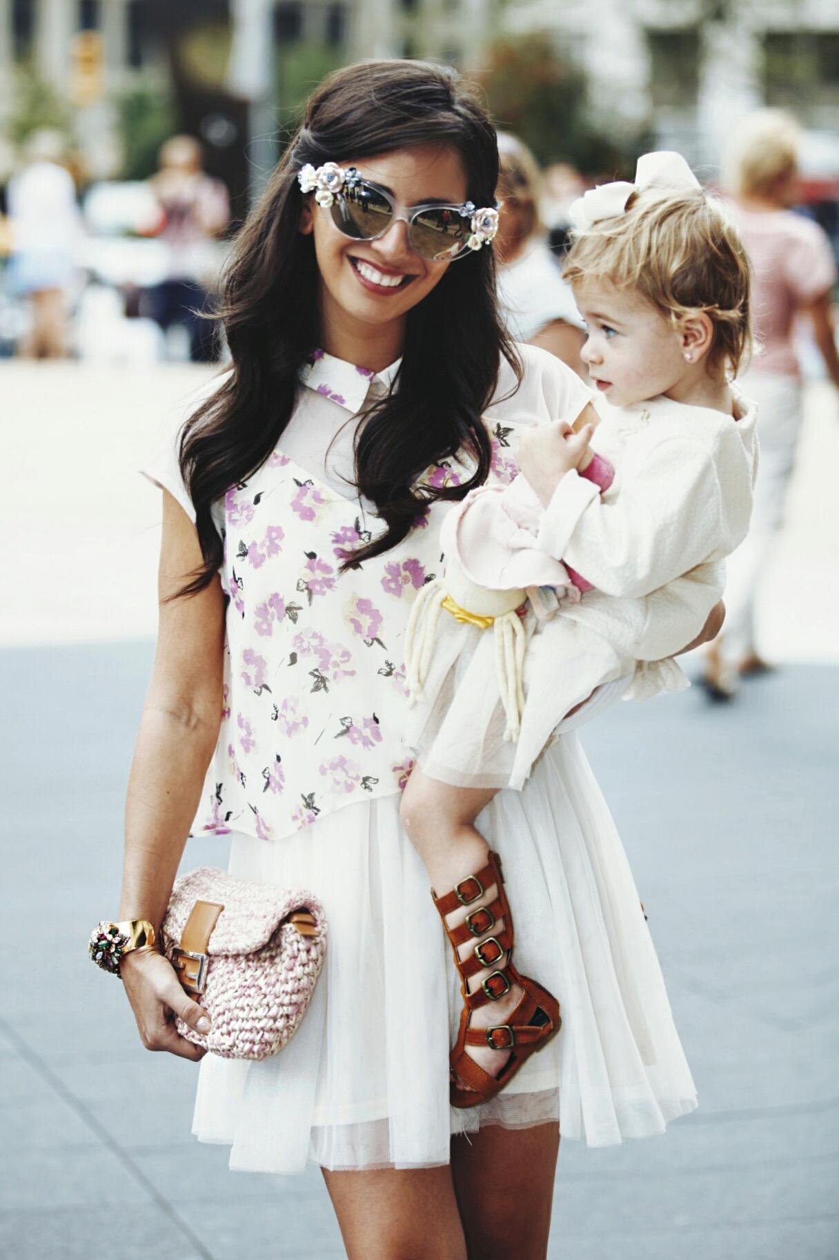 With Stella at New York Fashion Week, photo by  PhotoDama