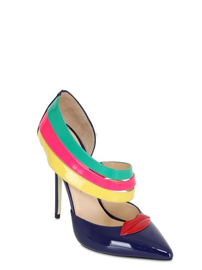 Giannico Rainbow Patent Pump  ($650)