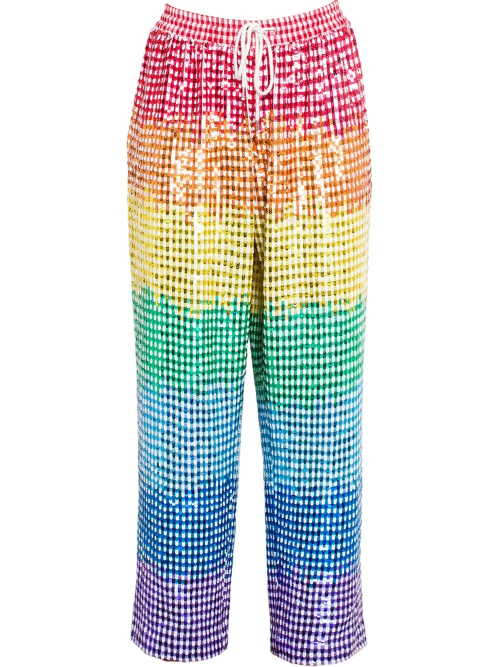 Ashish Sequined   Trousers  ($821)