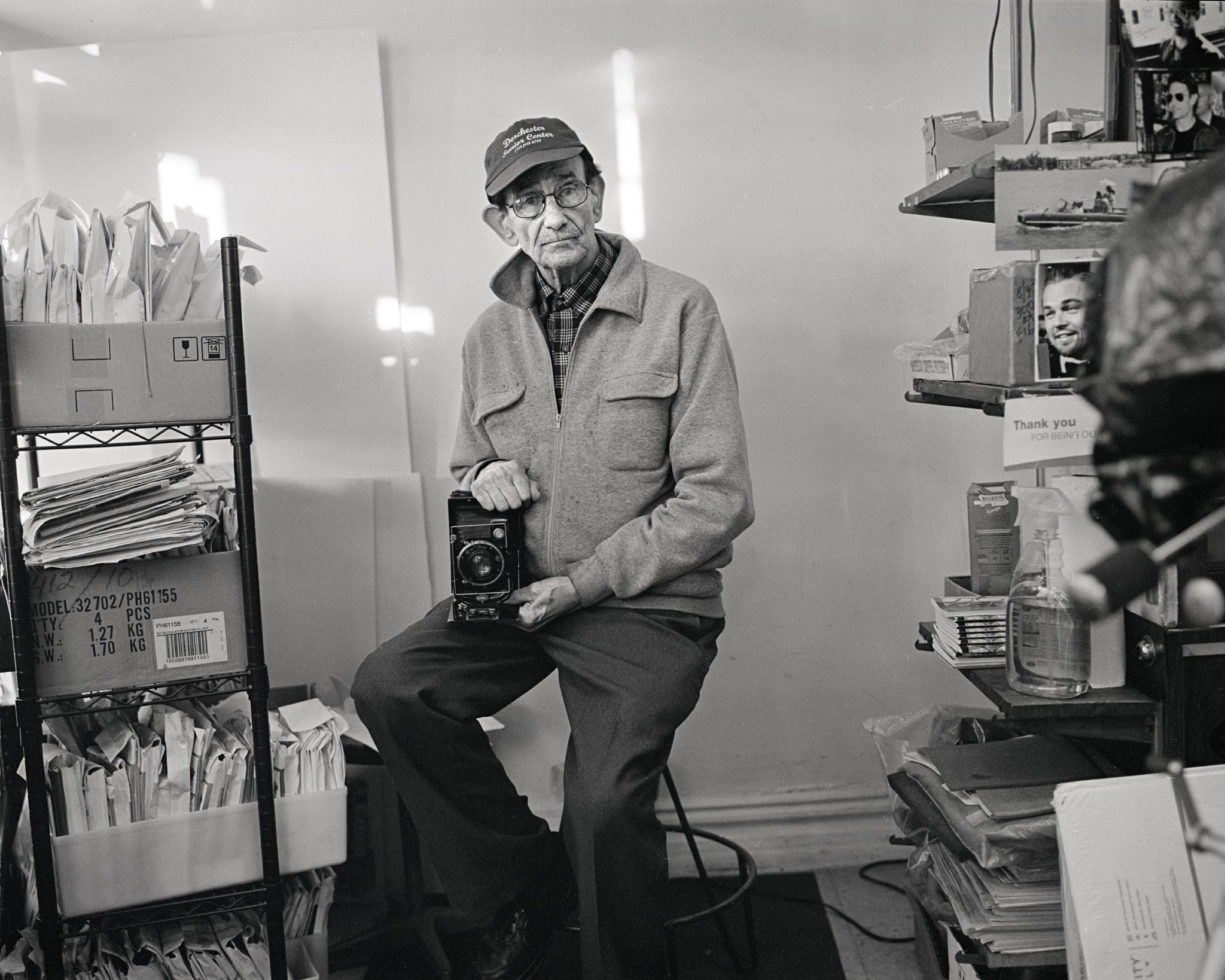 Camera shop, Brooklyn NY