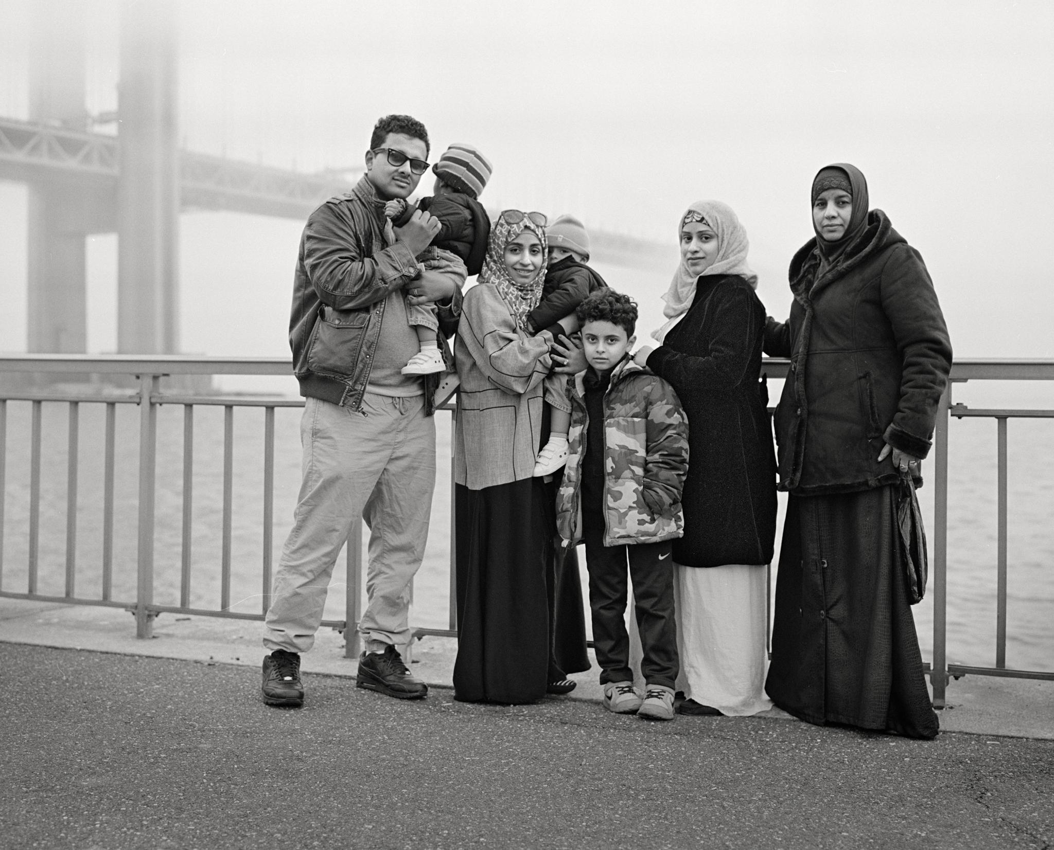 Samkadasi family, Bay Ridge, Brooklyn