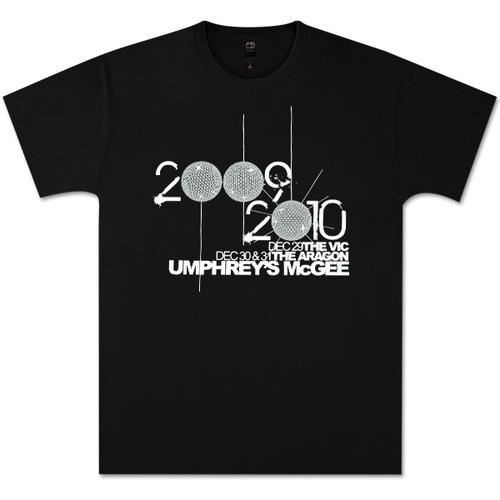 Umphrey's McGee NYE 2009-2010 Commemorative Shirt