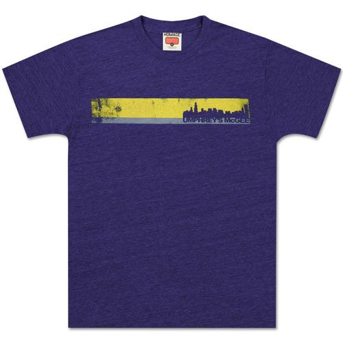 Umphrey's McGee Chicago Skyline Shirt