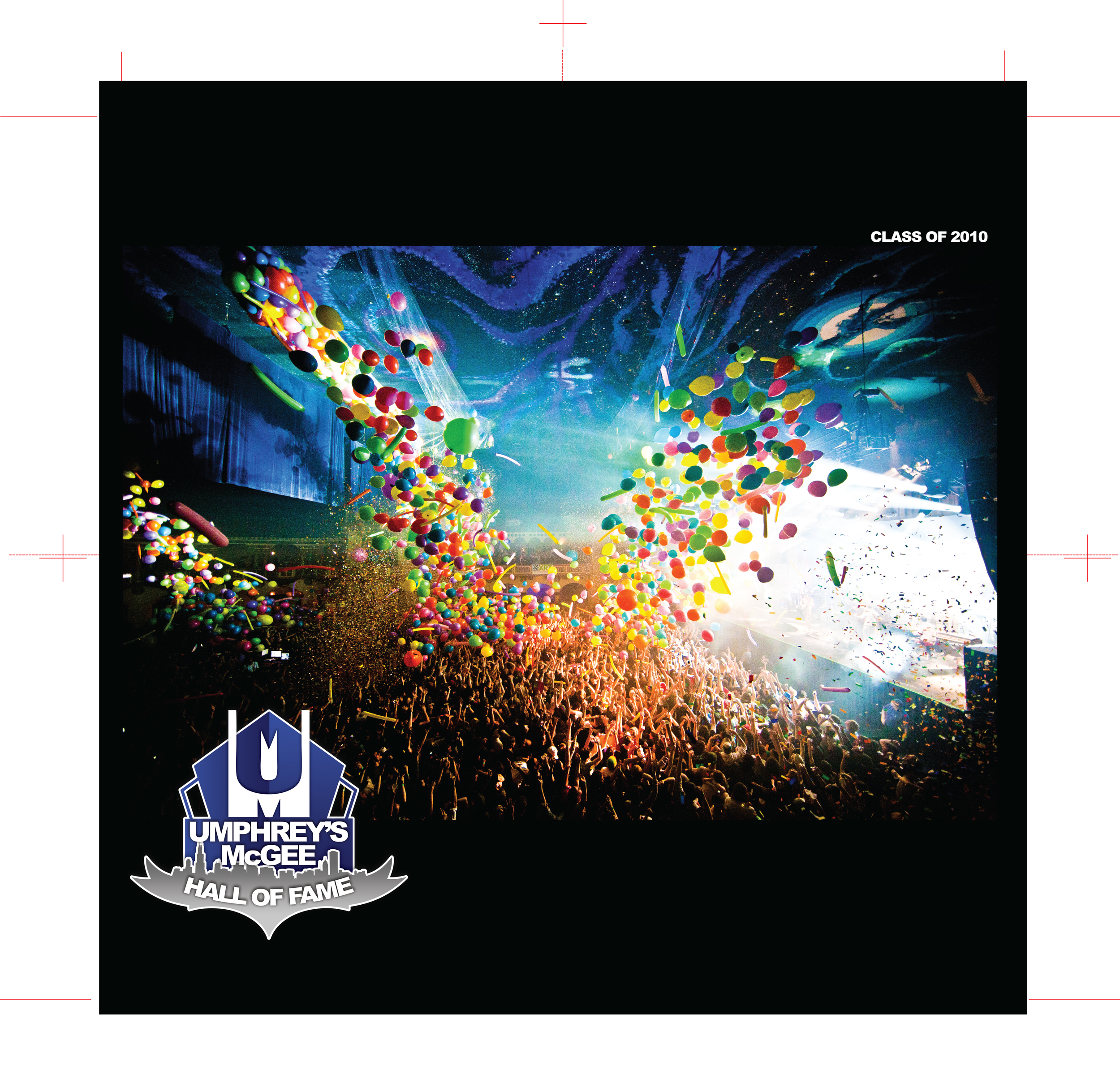Umphrey's McGee Hall Of Fame: Class of 2011 Insert Front