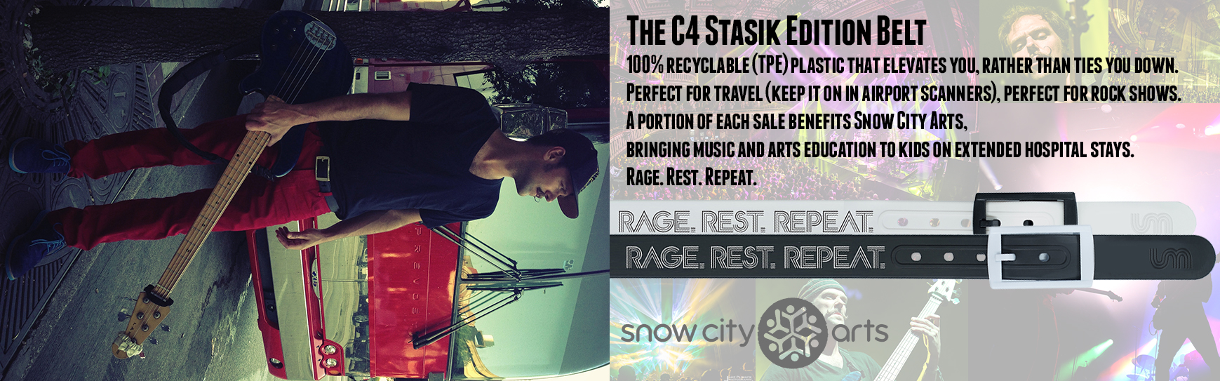 C4 Belt Ryan Stasik Edition