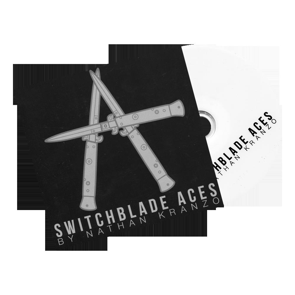 Nathan Kranzo's Switchblade Aces DVD
