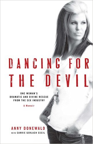 Dancing for the Devil takes an in-depth look at Anny's struggles and sheds a new insider's light on the horrible reality of the sex industry from someone who's seen the worst of it. This captivating memoir shows how women from all walks of life find themselves trapped by the sex trade and, most importantly, explains how they can get out, start over, and find the love of Christ. Courageous and unforgettable, Dancing for the Devil is a heartbreaking story of darkness, grace, and, ultimately, redemption.