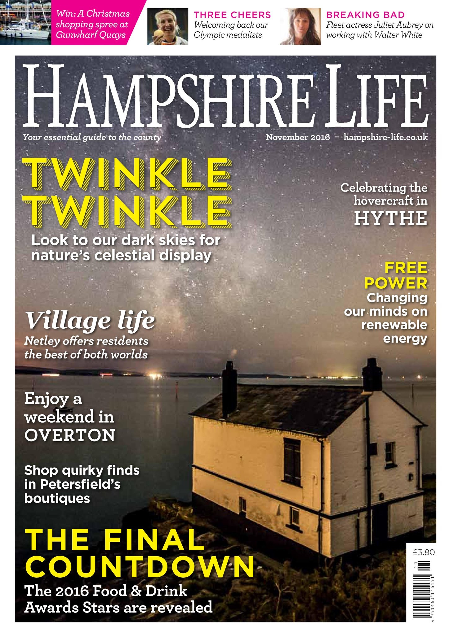 Hampshire Life November 2016