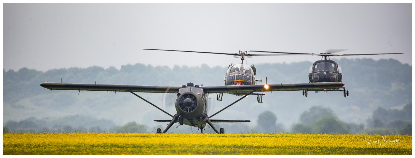 Historic Air Flight - MIddle Wallop -Wartime Walop 2017-3.JPG