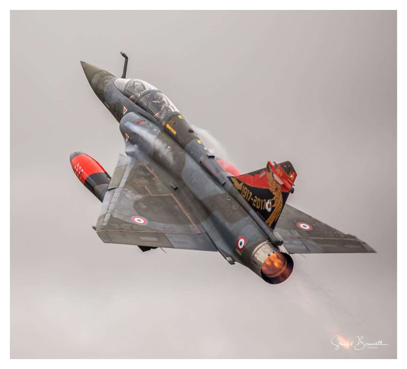 RIAT 2017 - Mirage 2000D.JPG
