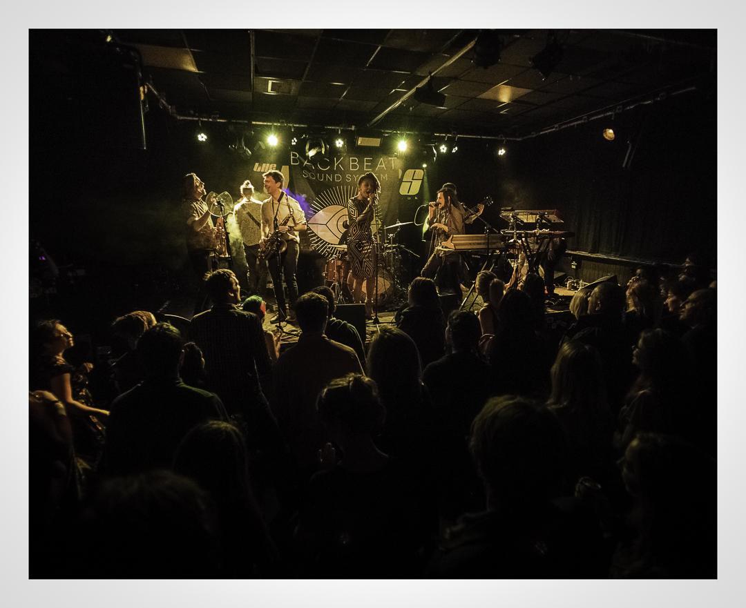 Backbeat Soundsystem - The Joiners