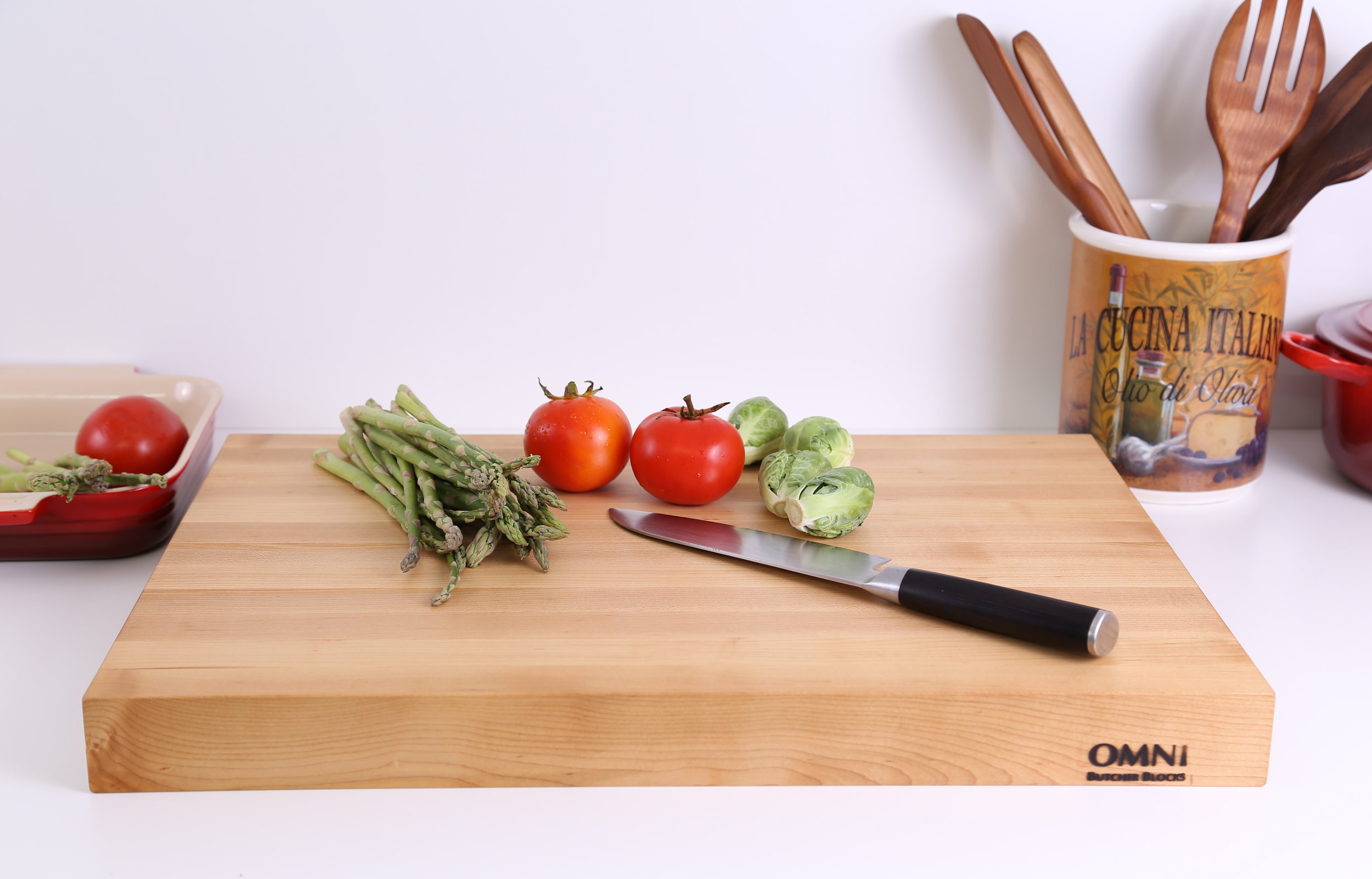 Maple Edge Grain Cutting Board