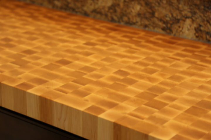 Maple End Grain Butcher Block