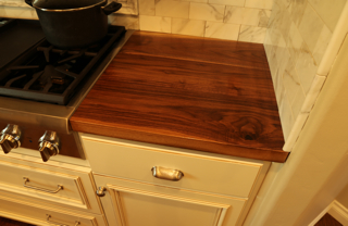 American Black Walnut Countertop