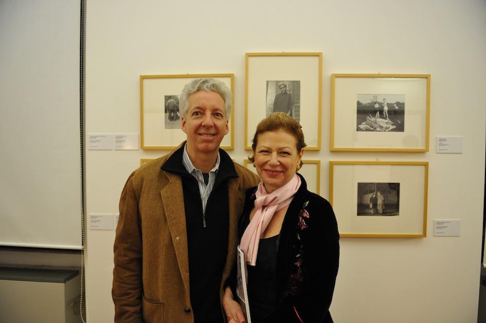 Daniel Allentuck and Nina Rosenblum