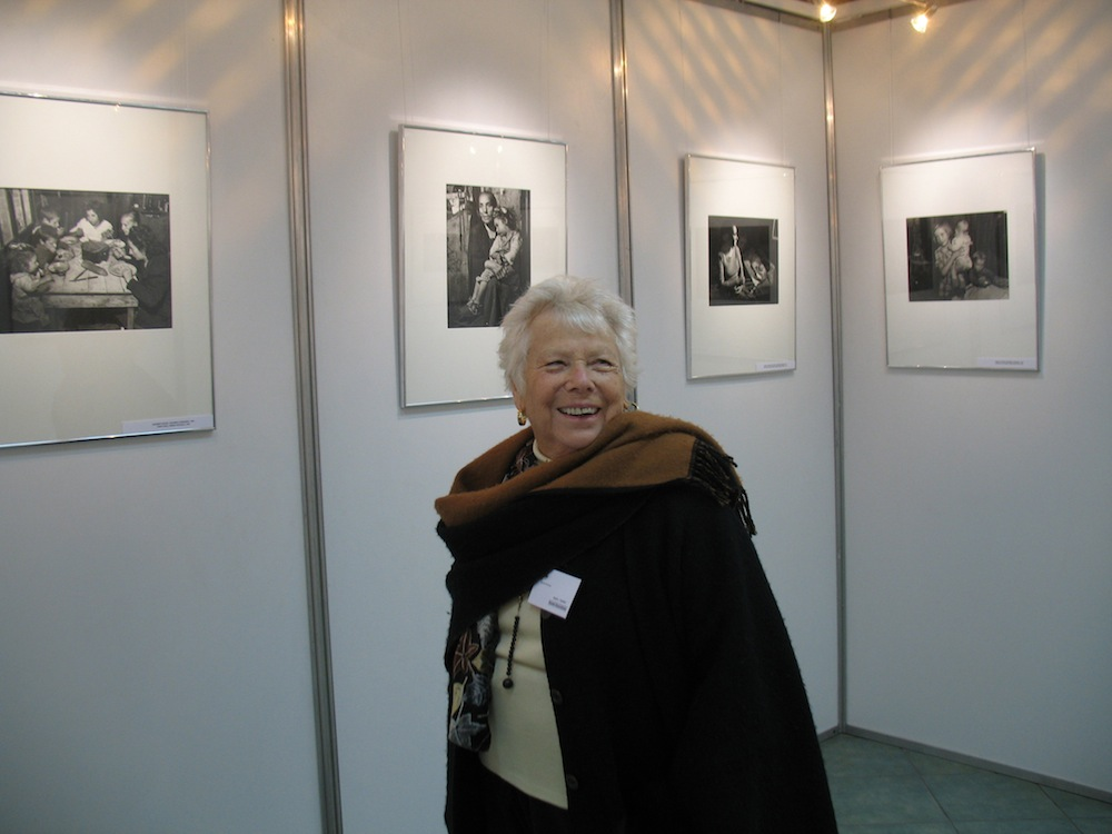 Naomi Rosenblum, Curator