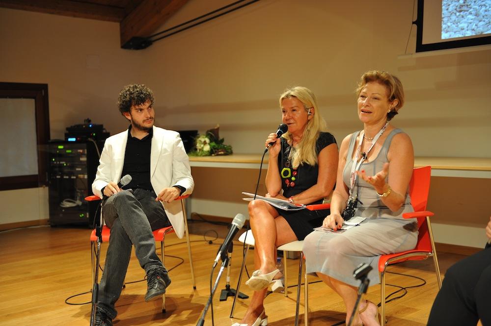"Q&A following screening of ""Walter Rosenblum: In Search of Pitt Street"""