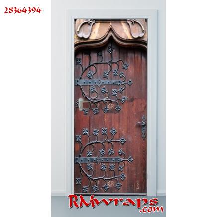 Door wrap 28364394