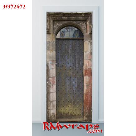 Old castle Door 35572472