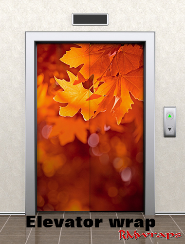 Fall-leaves-elevator-door-wrap-designs.jpg