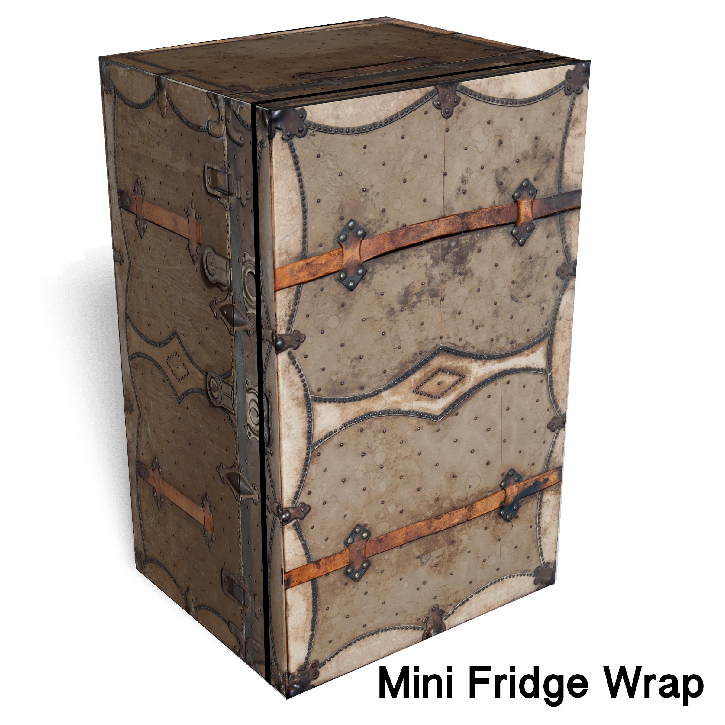 Chest Vintage Mini fridge