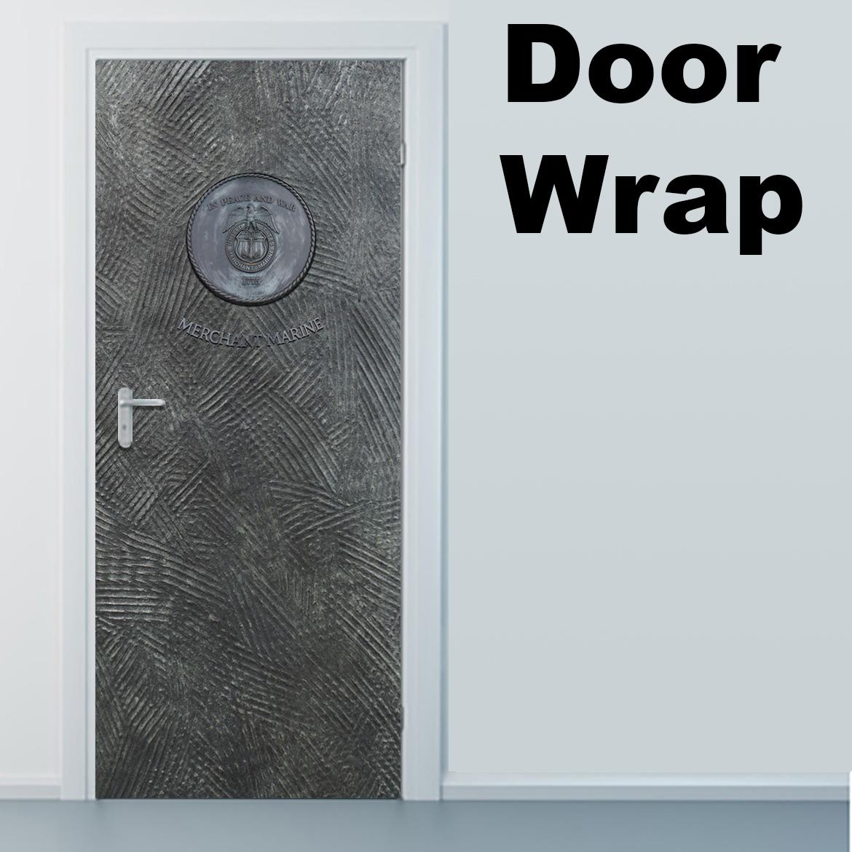 Merchant Marine Door Wrap