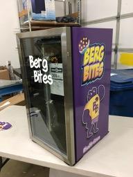Berg Bites Mini fridge wrap