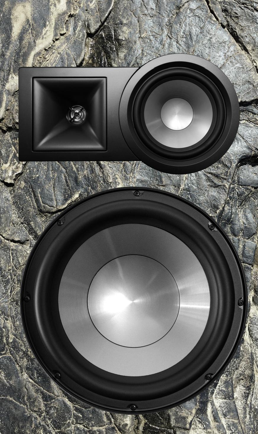 Hard Rock Speaker Mini Fridge Wrap Front