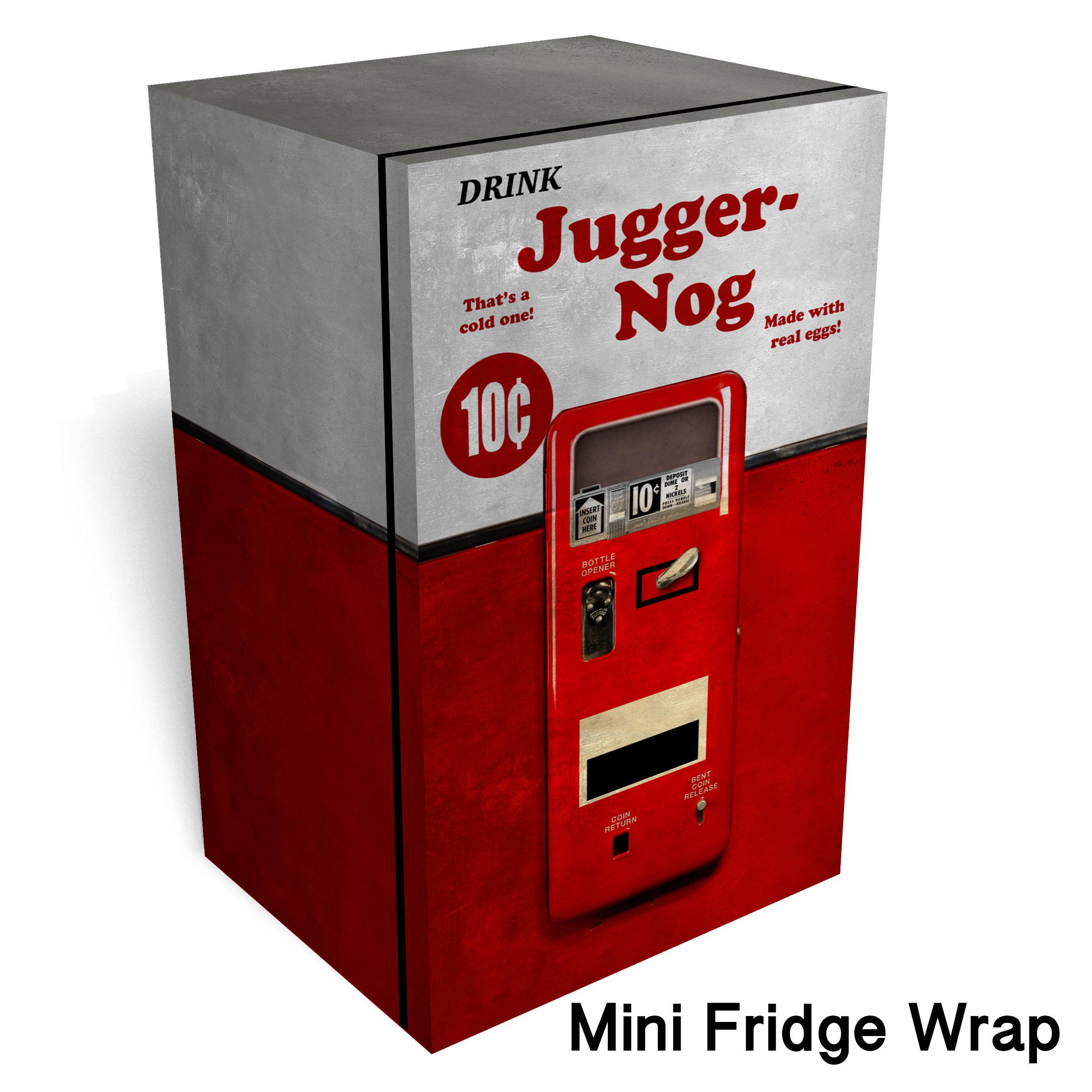 Juggernog Mini fridge wrap1