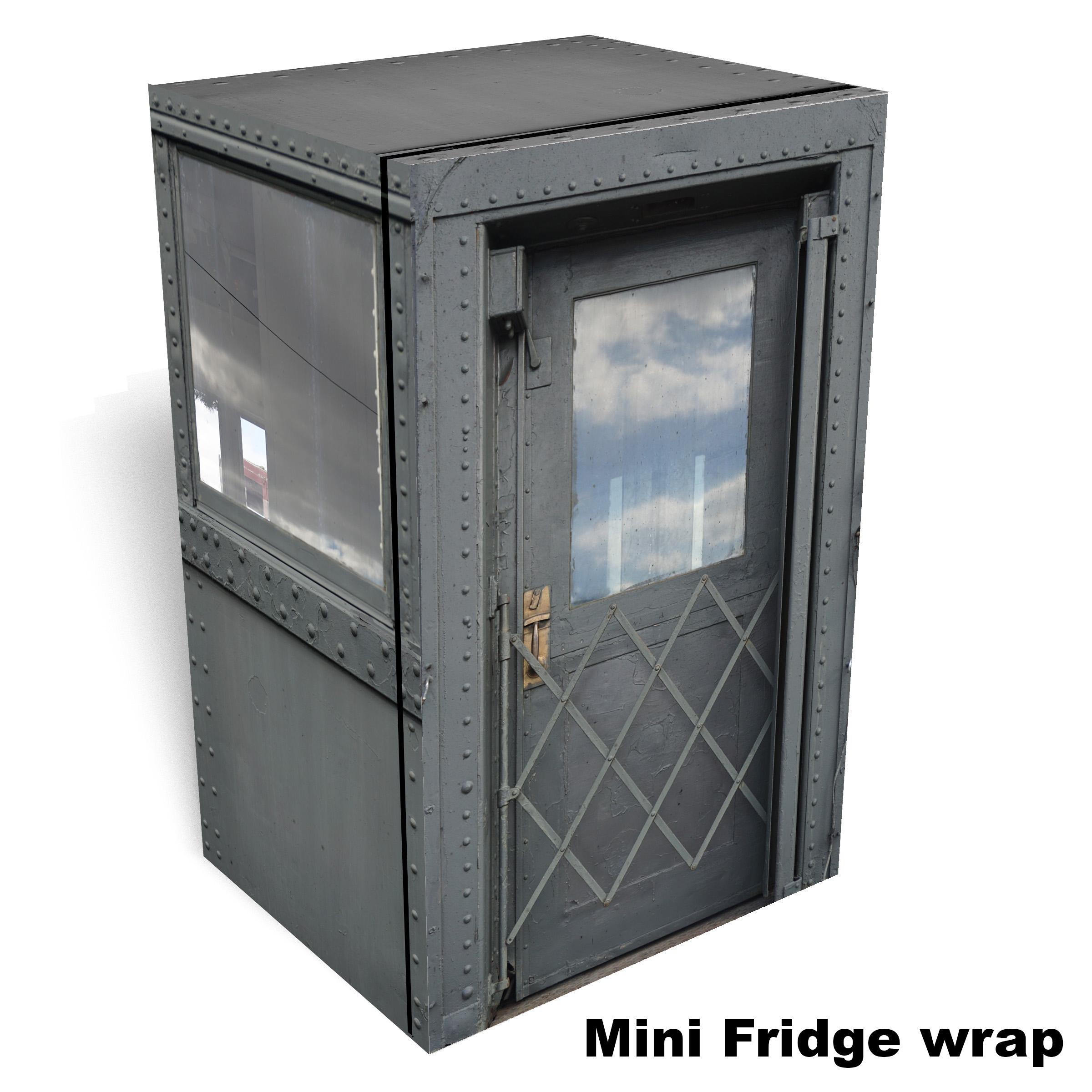 passenger car mini fridge wrap1