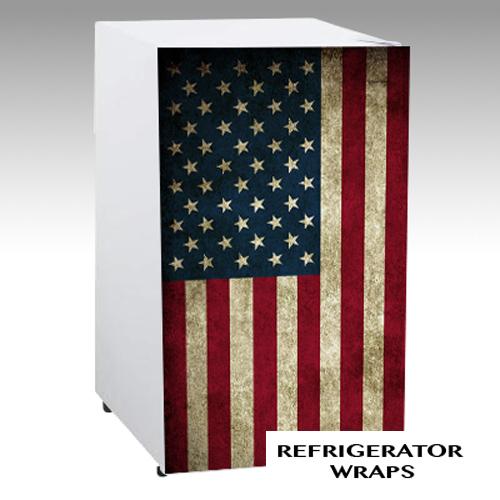 USA FLAG mini fridge