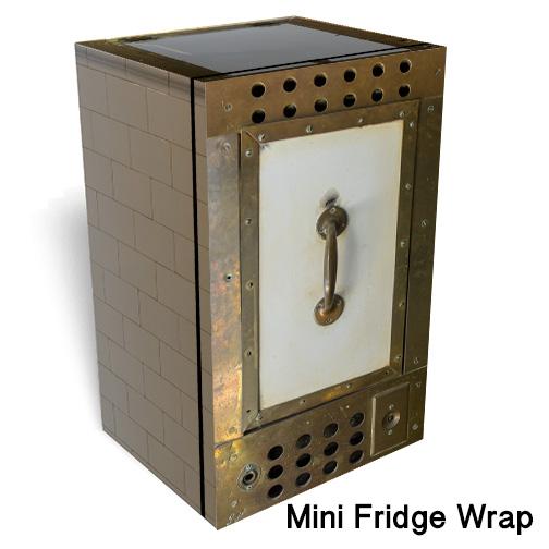 VIZCAYA Mini Fridge Wrap