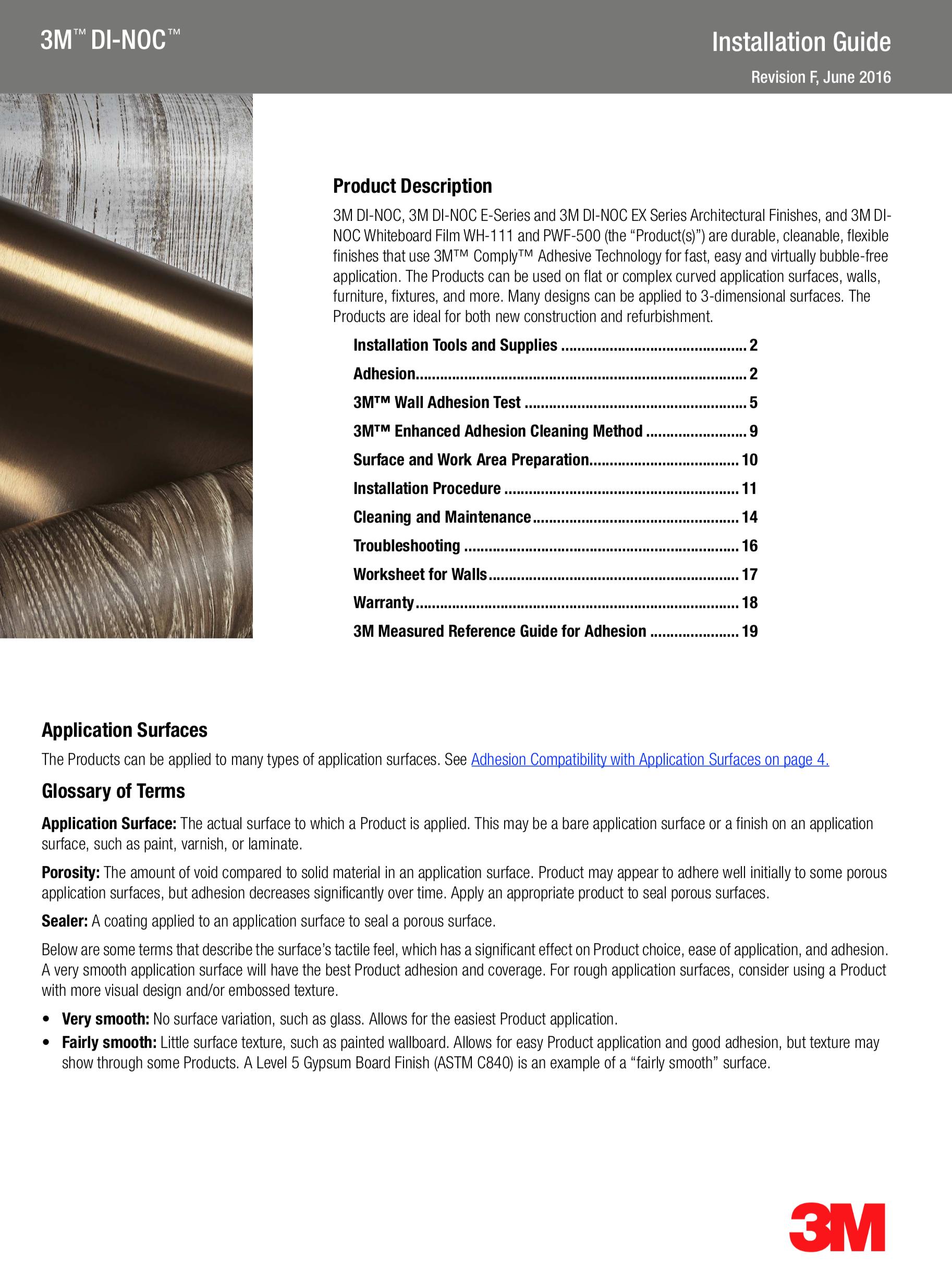 DI-NOC Install Guide Rev F